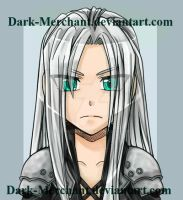 Sephiroth by Dark-Merchant