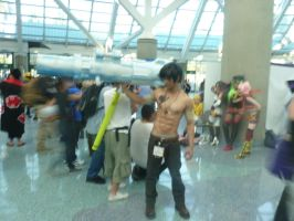 Gray Fullbuster Cosplay by OPlover