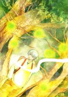 Mushishi by muttiy