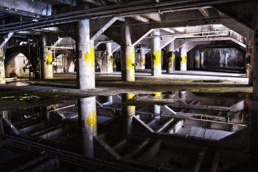 Industrial Catacombs by sullivan1985