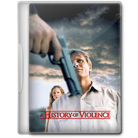 A History of Violence (2005) Movie DVD Icon by A-Jaded-Smithy