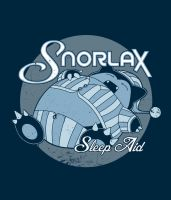 Snorlax Sleep Aid by KindaCreative