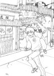 NaruHina: To the ramen 2 by rainbowhamsters