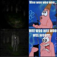 WEE WOO WEE WOO WEE WOO!!! It's SlenderMan!!! by jayteam