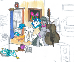 Good Morning WIP II by VegemiteGuzzler