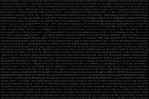 words. lots of words. by AlexVestin
