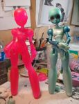 Hot Pink Mini-Machina! by batchix