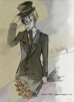 APH: Gentleman by Monii--Chan