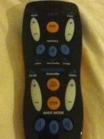 My remote for my bed by MarcusMcCloud100