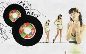 Katy Perry Wallpaper- 1 by Ion-Sky