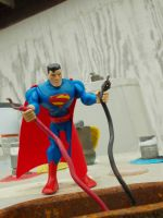 52 SUPERMAN: RECONNTECTING THE WIRES by TMNTFAN85