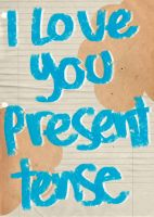 TFIOS: Present tense by saladsalty