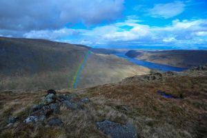Haweswater Rainbow by RichardMacDonald