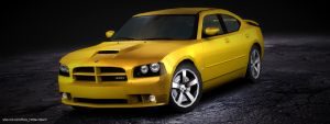 2009 Dodge Charger SRT-8 by Schaefft