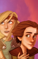 HTTYD collab preview by greendesire
