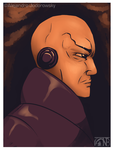 [100Palette] No Name The Metabaron by kompy