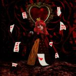 Queen of Hearts by MotherofDragons92
