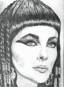 Cleopatra (1963) by Frazzlee