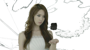 SNSD Yoona The Boys ~PNG~ by JaslynKpopPngs