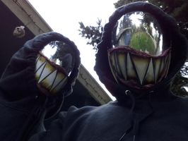 Halloween masks for 2013 by Tenebre99