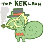 Top KEKleon by SilkenCat