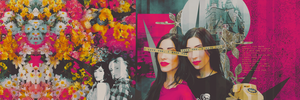 + TWITTER background #theveronicas by for24hours