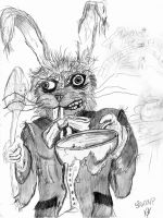 March Hare by KEArnold
