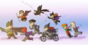 All 'Dem Bats.. by ComickerGirl