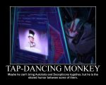 Tap-Dancing Monkey connects ... by SuiteOrchestra