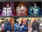 Wedding Cakes by takren