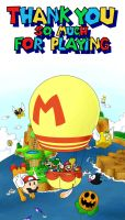 Super Mario World: A Special Surprise by The-PaperNES-Guy