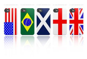 FLAGS_iphone covers by 1492ANDIBLAIR