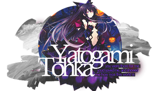 OUT - Yatogami Tohka by Andy--Rodriguez