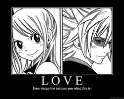 Loki x Lucy Love by 0010-Negative
