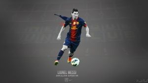 Lionel Messi - Superstar by kadiirgok