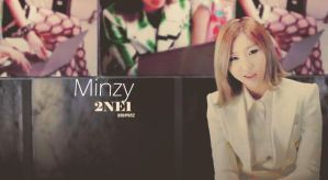 2NE1 Minzy -Be Mine by BadMinz