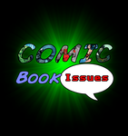 Comic Book Issues Logo - Final by sirkidd2003