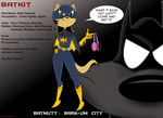 Batmutt: Bark-Um City - BatKit by 101Keys