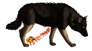 Tacaya...Gift for BlackDreams by Silver-Metalwolf13