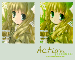 Actions 007 by reihibari