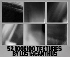 52 100x100 Textures by LostAcanthus