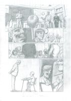 The Inspection (pencils) Page 2 by TomRFoster