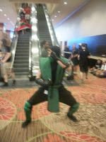 Akon '11 - Reptile by TexConChaser