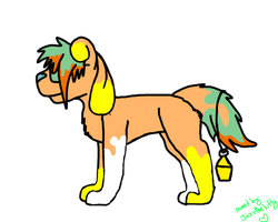 Jazz's pallet adoptable by scatteredSparks