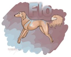 Flo - Gift for Ella by tailfeather