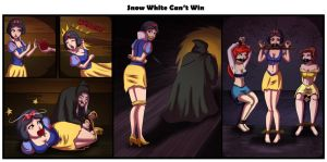 Commiss - Snow White Can't Win by Humite-Ubie