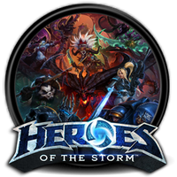 Heroes of the Storm - Icon by Blagoicons