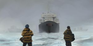 Arctic Rescue by J-Humphries
