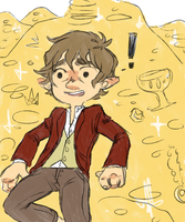Bilbo by sesshyfanchick