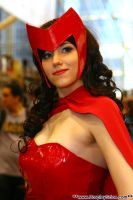 Scarlet Witch Teaser by The-Cosplay-Scion